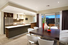 InDesign Studio | Baldivis Residential House - Kitchen & Dining Room