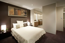 InDesign Studio | Baldivis Residential House - Master Bedroom